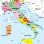 Free Printable Map Of Italy For Kids Simple Italy Surname Map   Printable Map Of Italy For Kids