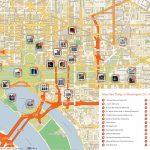 Free Printable Map Of Washington D.c. Attractions. | Washington Dc   Printable Map Of Dc