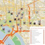 Free Printable Map Of Washington D.c. Attractions. | Washington Dc   Printable Walking Map Of Washington Dc