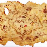Free Treasure Map Outline, Download Free Clip Art, Free Clip Art On   Free Printable Pirate Maps