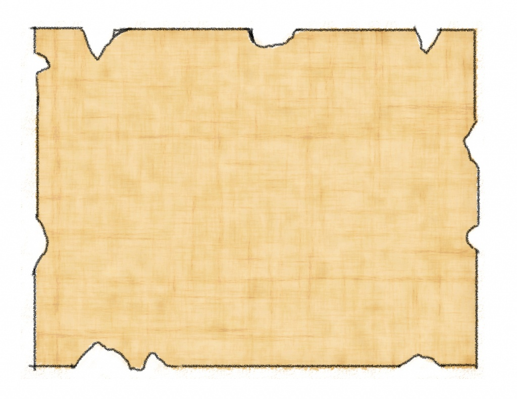 Free Treasure Map Outline, Download Free Clip Art, Free Clip Art On - Printable Scavenger Hunt Map