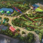 Fun Facts About The All New 'toy Story Land' At Disney's Hollywood   Toy Story Land Florida Map