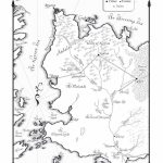 Game Of Thrones Map Pdf   Google Search | Cover Design | Game Of   Game Of Thrones Printable Map