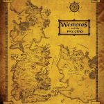 Game Of Thrones Map   Westeros And The Free Cities. Need To Get   Game Of Thrones Printable Map
