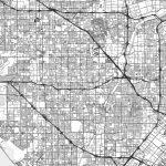 Garden Grove, California   Area Map   Light | Hebstreits Sketches   Where Is Garden Grove California On The Map