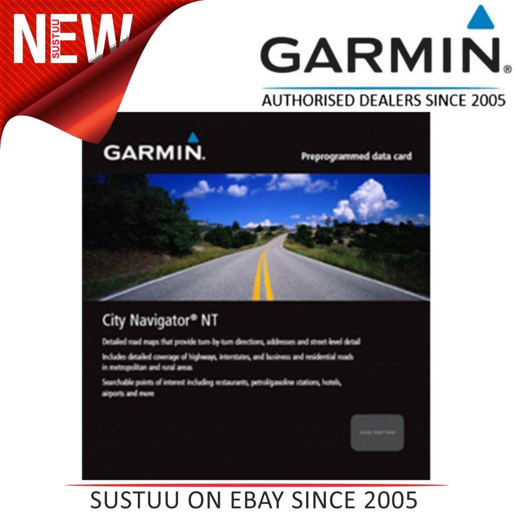 Garmin City Navigator Nordics Maps Micro/sd Card│2018 Updated│For - Sat Nav With Florida Maps