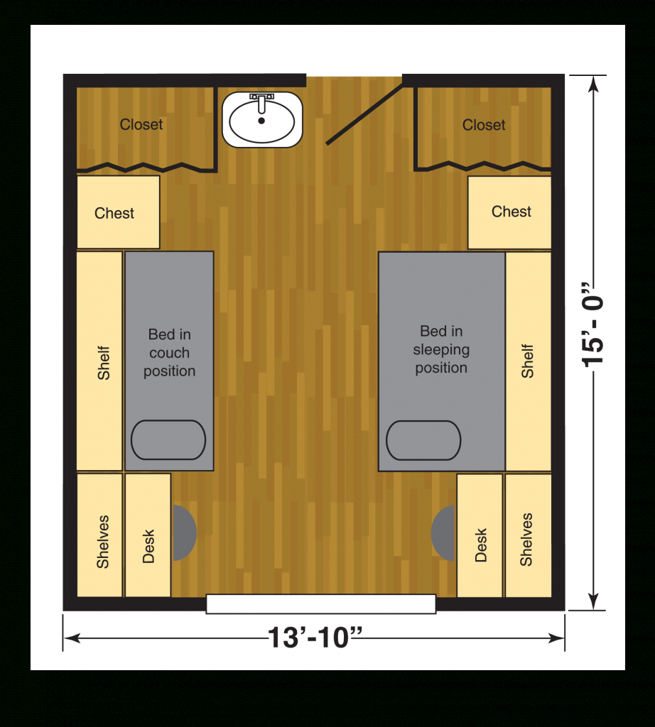 Gates Hall | Halls | Housing | Ttu - Texas Tech Housing Map