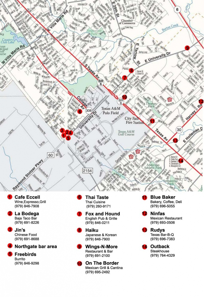 General Info | Parasol Laboratory - Texas A&m Location Map