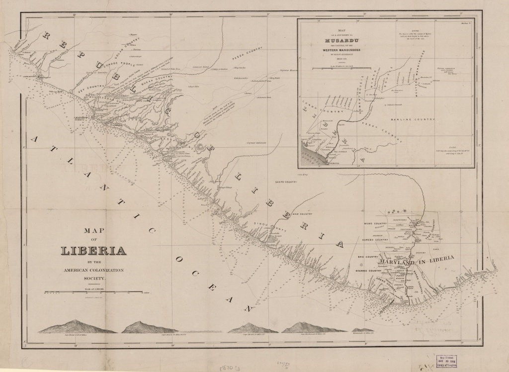 General Maps, 1870/1879 | Library Of Congress - Printable Map Of Kauai