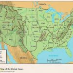 Geography Map North America | Sitedesignco   Printable Map Of North America For Kids