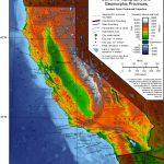 Geography Of California   Wikipedia   Usgs Maps California