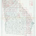 Georgia Historical Topographic Maps   Perry Castañeda Map Collection   Printable Map Of Columbus Ga