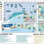 Get Around | French Quarter Fest   Printable French Quarter Map