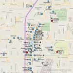 Getting Around Las Vegas In 2019 | Vegas | Las Vegas Strip Map   Printable Map Of Las Vegas Strip 2018