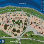 Giant Redwoods Rv Camp | Giant Redwoods Rv Camp   California Rv Resorts Map