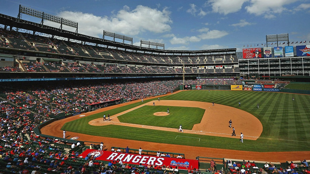Globe Life Park Seat Map And Venue Information   Take Me Out To The - Texas Rangers Ballpark Map