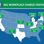 Gm Surpasses 400 Ev Charge Stations At U.s. Facilities   Charging Stations In Texas Map
