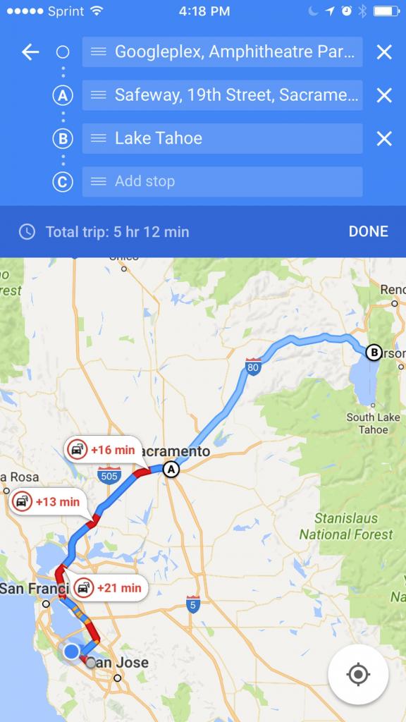 Google Map Los Angeles California Detailed Google Maps For Ios Now - Google Maps Los Angeles California