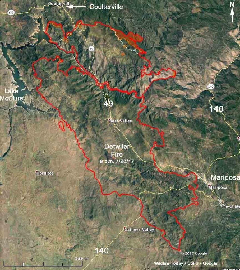 Google Map Of Fires In California – Map Of Usa District - California Fire Map Google