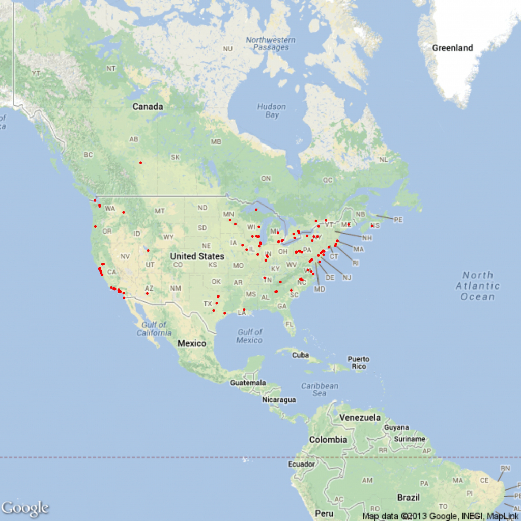Google Map Us And Canada Maps Usa States Florida 45 With East Asia 9 - Google Maps Florida Usa