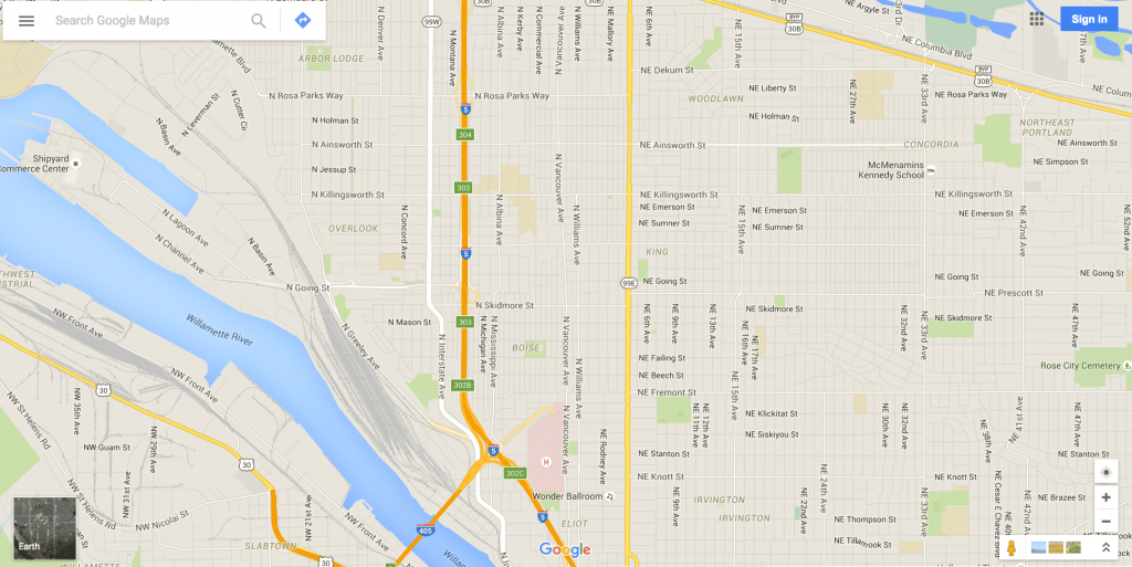 Google Maps Gives Driving Directions And More - Google Maps Florida Driving Directions