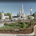 Google Maps Now Has 11 Disney Parks On Street View | Travel + Leisure   Google Maps Orlando Florida Street View