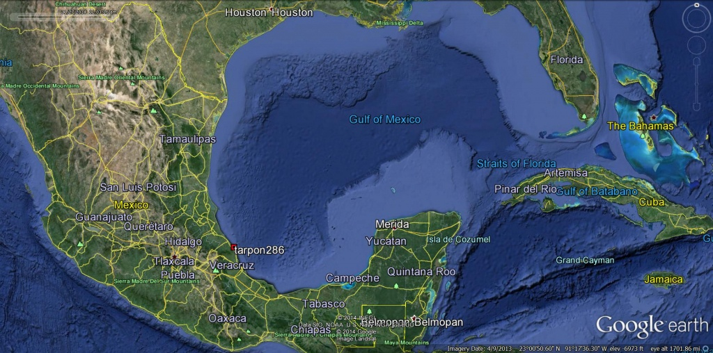 Google Satellite Map Of Texas And Travel Information | Download Free - Google Satellite Map Of Texas