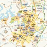 Greater Austin Area Neighborhood Map | More Maps In 2019 | Austin   Lakeway Texas Map