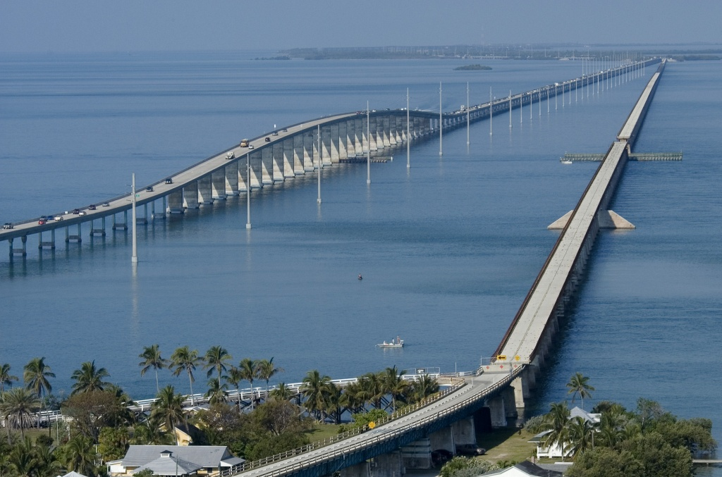 Guide To Florida Toll Roads, Road Rules, Airports & Other Tips - Florida Keys Highway Map