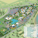 Gulf Coast State College | Campus Maps   Emerald Coast Florida Map