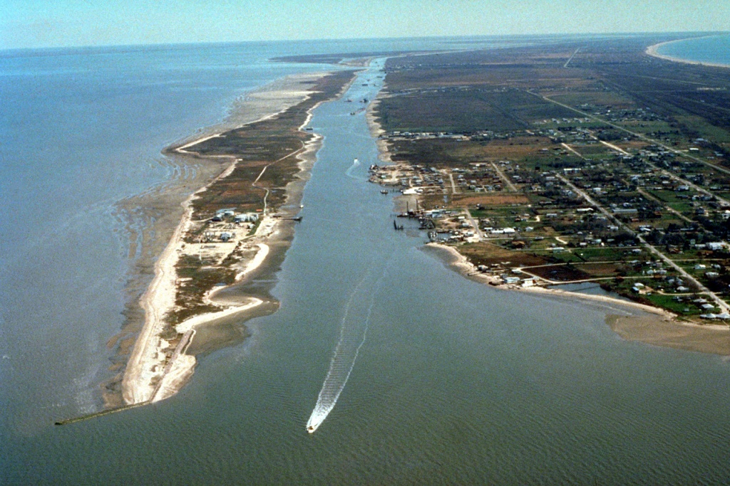 Gulf Intracoastal Waterway - Wikipedia - Texas Navigable Waterways Map
