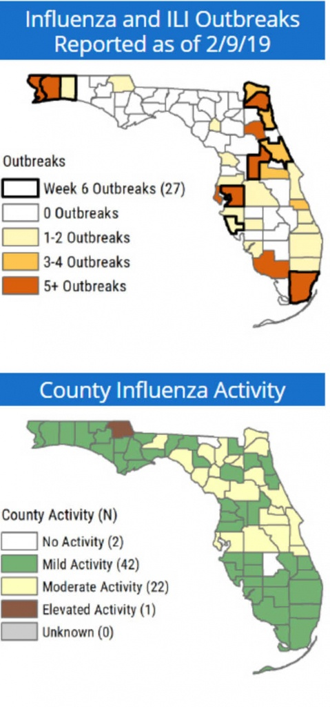 H1N1 Flu Is Hitting Florida Very Hard Right Now - Narcity - Flu Map Florida