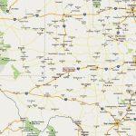 Hangar 25 Air Museum In Big Spring, Texas At Former Webb Afb   Big Spring Texas Map