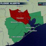 Happening Now: Heavy Rain, Flooding Threatening Houston & Southeast   Radar Map For Houston Texas