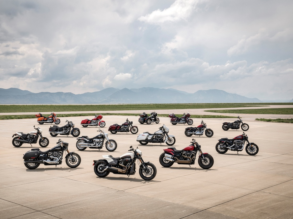 Harley-Davidson Usa - Harley Davidson Dealers In Florida Map