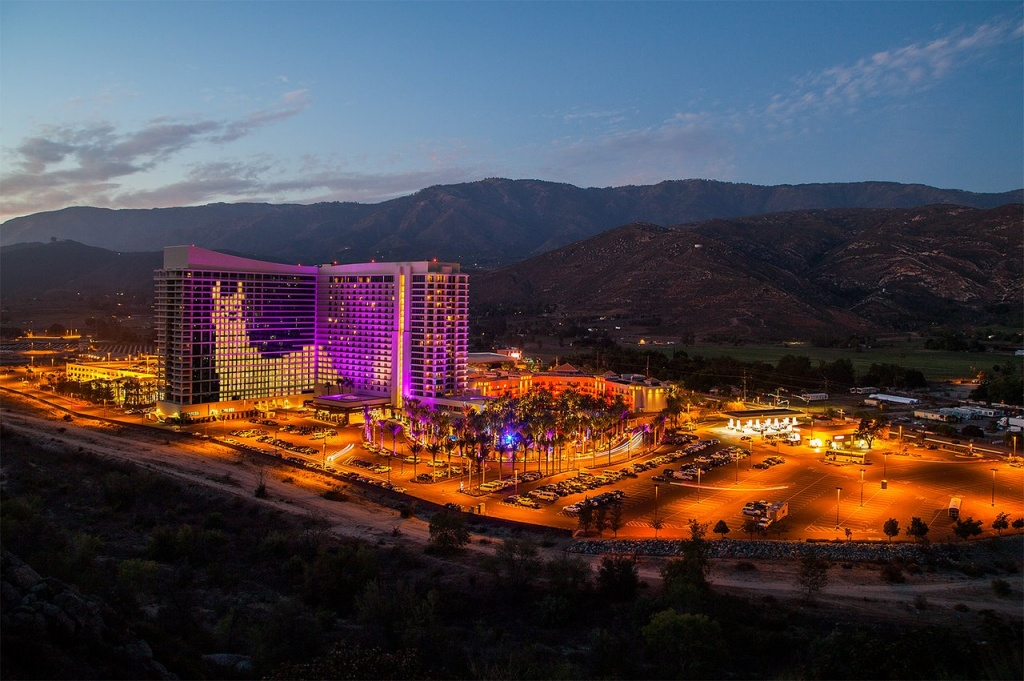 Harrah's Resort Southern California - Updated 2019 Prices & Reviews - Funner California Map