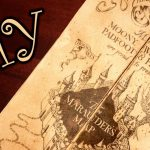 Harry Potter Marauder's Map   Diy   Youtube   Harry Potter Marauders Map Printable