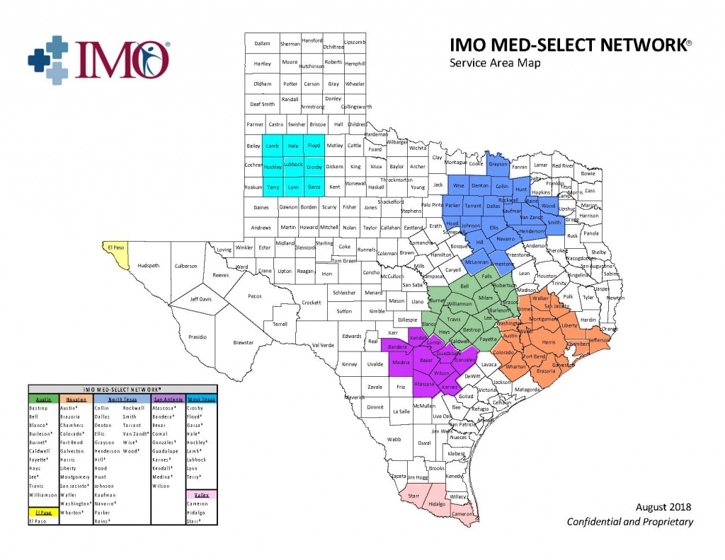 Health Care Network – The State Office Of Risk Management - Map Health Insurance Austin Texas