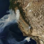Here's What California's Wildfires Look Like From Space   Cnn   California Wildfire Satellite Map