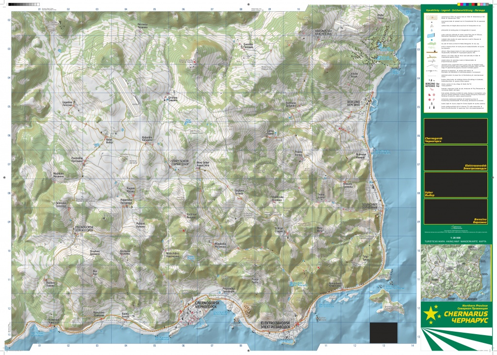 High Resolution Map - Dayz - Printable Dayz Standalone Map