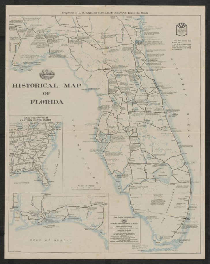 Aaa Maps Florida