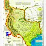 Historical Texas Maps, Texana Series   Civil War In Texas Map