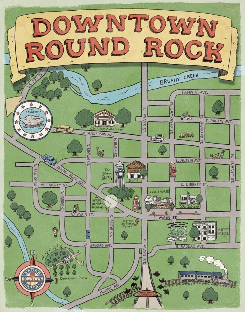Home | Downtown Round Rock Texas | Cyber-Special Forces Gothic In - Round Rock Texas Map