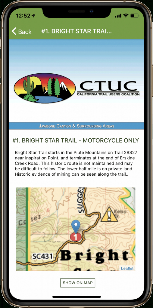 Home - Southern California Trail Maps