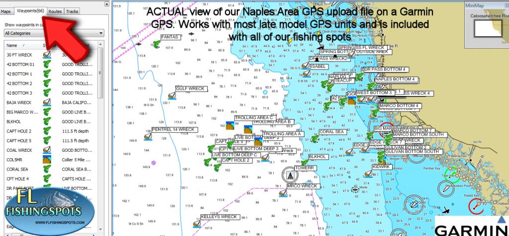 Hot Spots Fishing Maps « Guide To Coastal Georgia Fishing Spots - Hot Spot Maps Florida