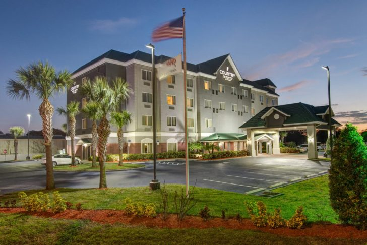 Country Inn And Suites Florida Map