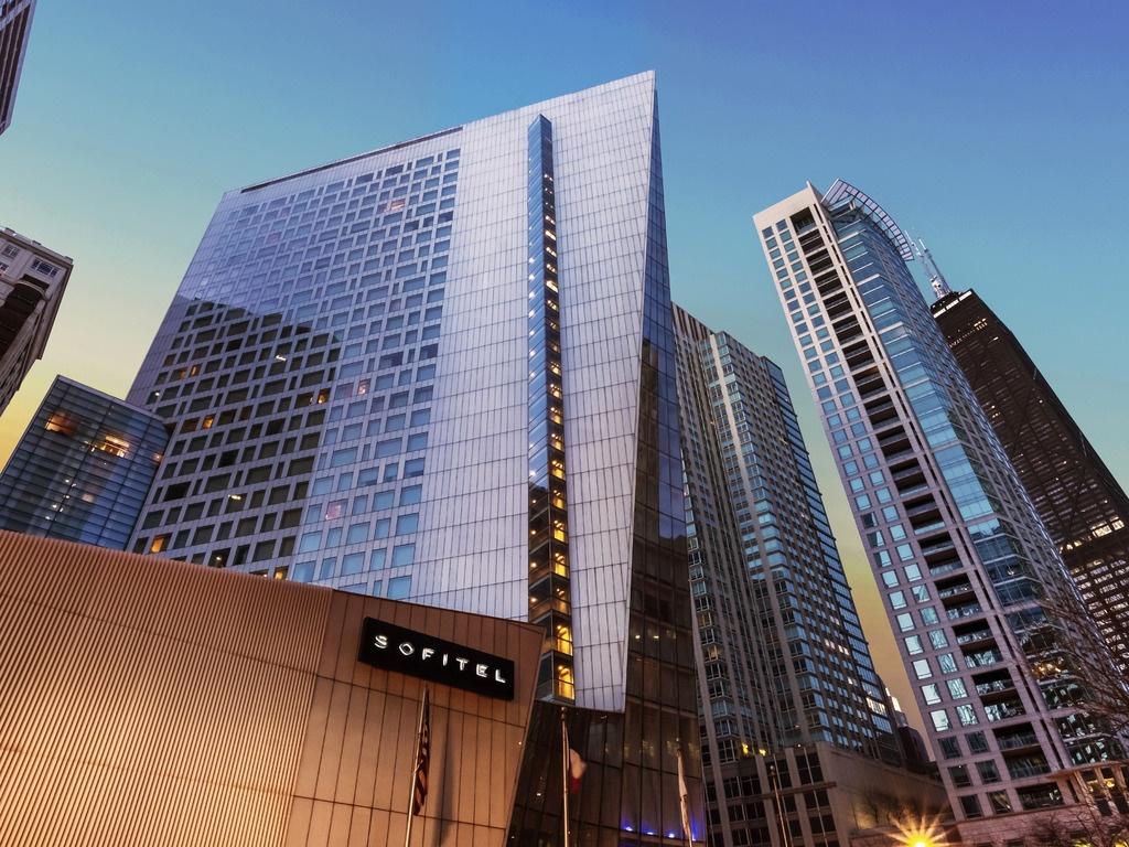 Hotel In Chicago - Sofitel Chicago Magnificent Mile - Magnificent Mile Map Printable