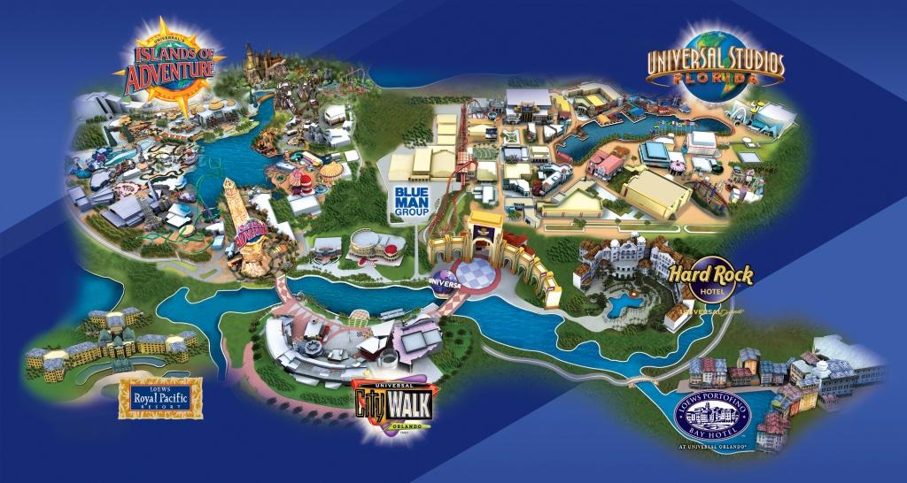 Hotel Resort : Universal Studios Resorts Florida Residents - Map Of Universal Florida Hotels