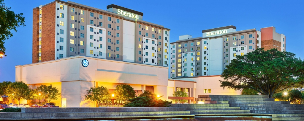Hotels Fort Worth Tx | Sheraton Fort Worth Downtown Hotel - Map Of Hotels Near Fort Worth Texas Convention Center