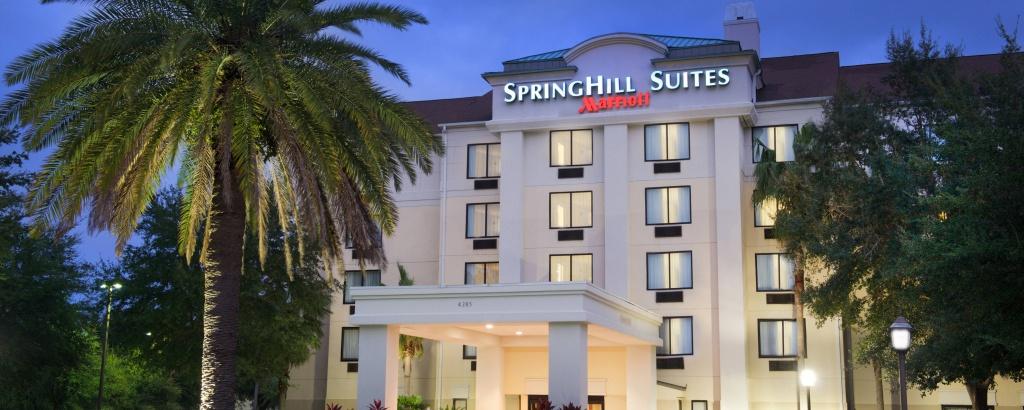 Hotels In Jacksonville Fl   Springhill Suites Jacksonville - Map Of Hotels In Jacksonville Florida